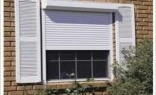 Brilliant Window Blinds Outdoor Shutters
